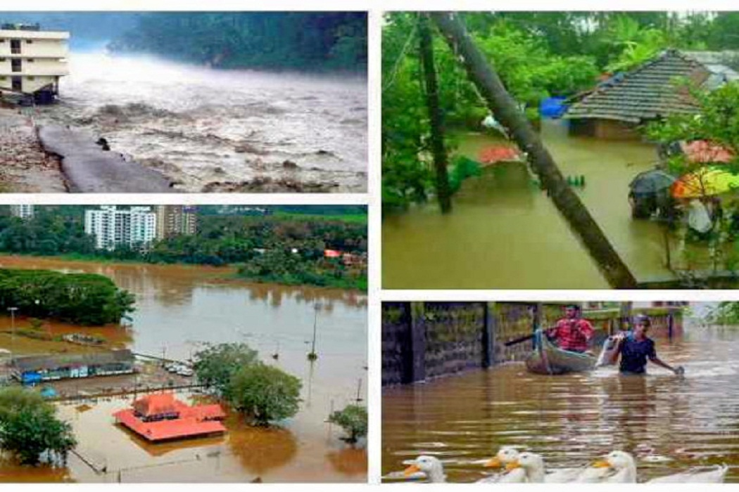 Donate for Kerala Flood Victims – Fundraiser – Relief & Rehabilitation