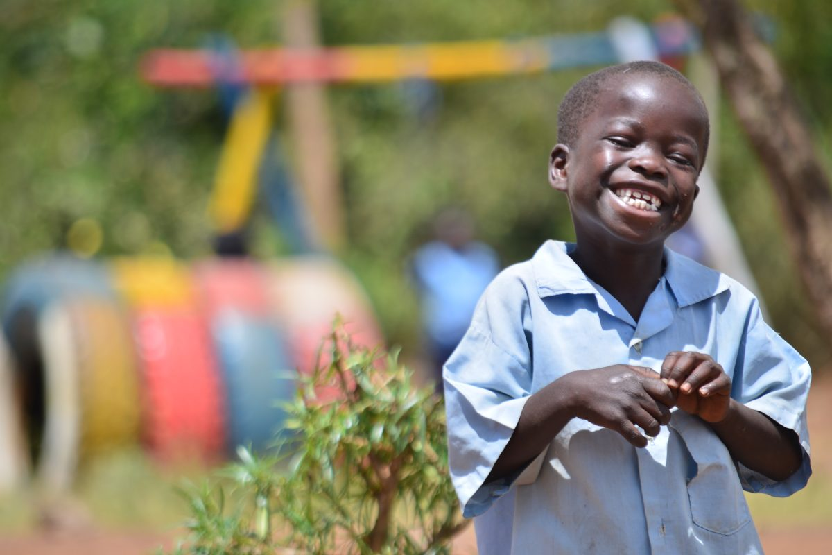 IMPROVING ACCESS TO EDUCATION WITH A NEW SCHOOL IN LIBERIA