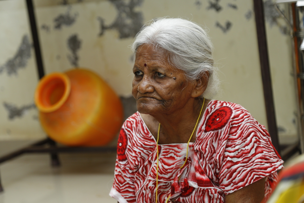 Helping Old Age Home for Senior Citizens in India