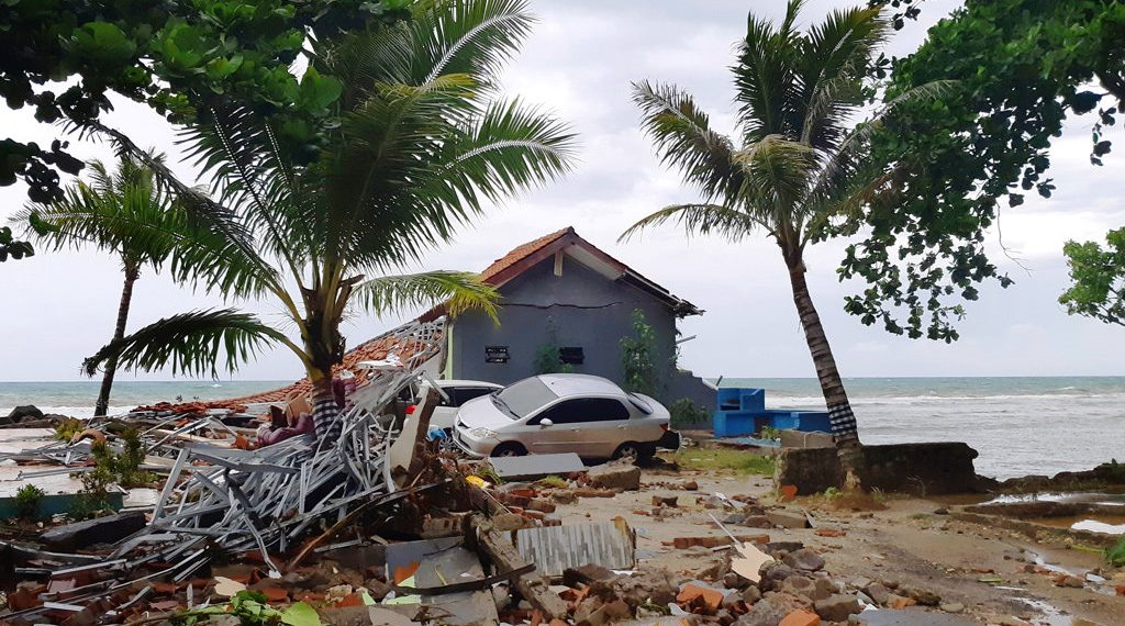 Indonesia Tsunami Relief Fund